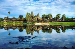 Angkor Wat, le plus grand temple