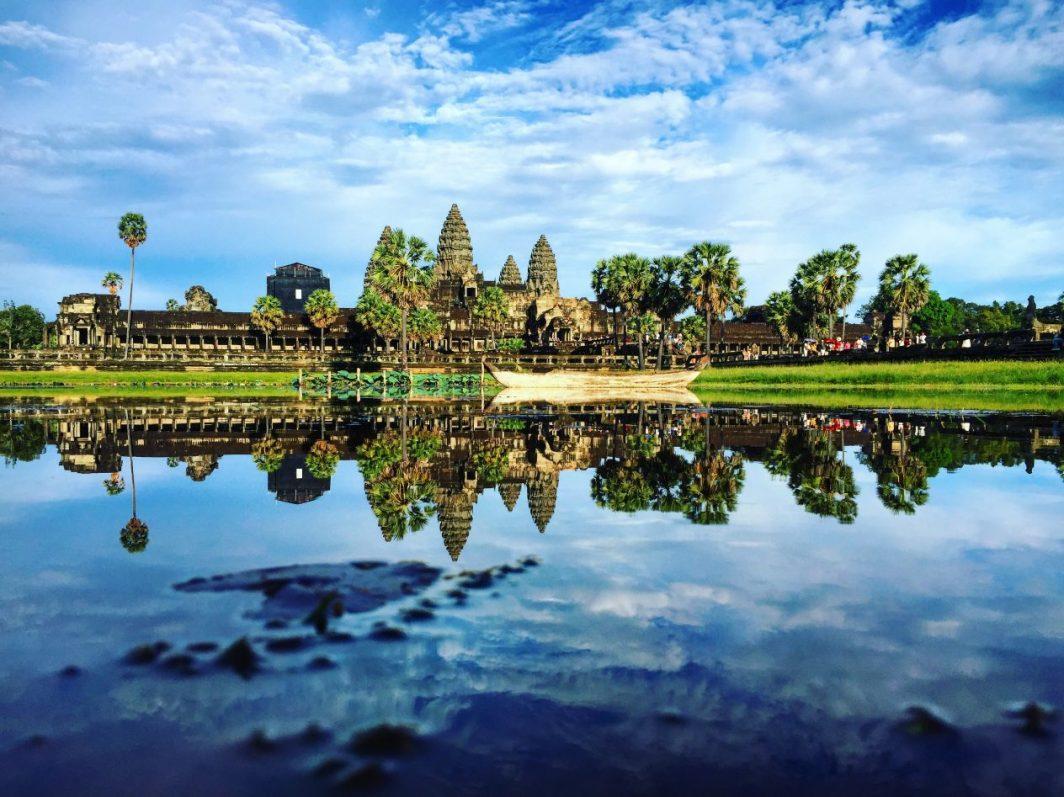 Angkor Wat, le plus grand temple