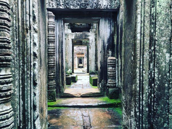 Preah Khan, l'un des plus beaux temples d'Angkor