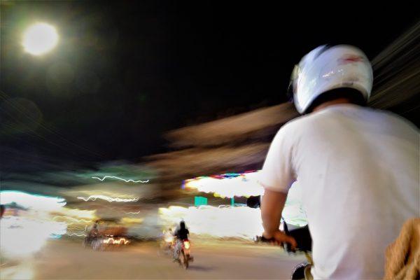 Se déplacer à Siem Reap la nuit