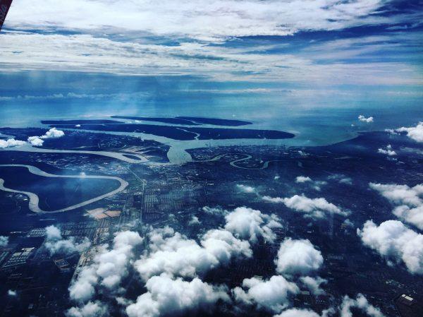 La Malaisie vue du ciel