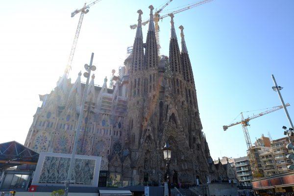 Barcelone la ville la plus touristique d'Espagne