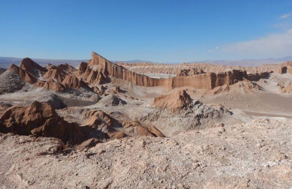 Les splendides paysages du désert d Atacama