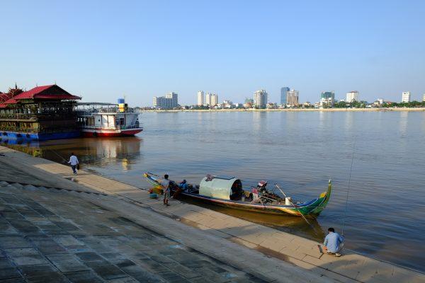 Phnom Penh et le Tonle Sap