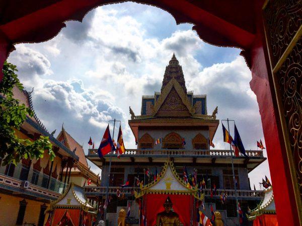 Ce temple est d'avantage un lieu de vie où l'on peut observer la vie