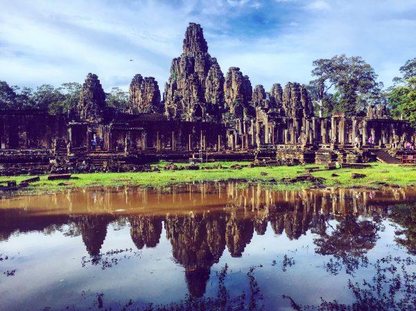 Bayon, l'un des temples les plus aboutis d'Angkor