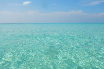 une plage paradisiaque au Cambodge