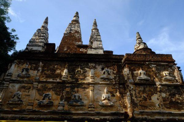 Wat Chet Yod, un temple à Chiang Mai