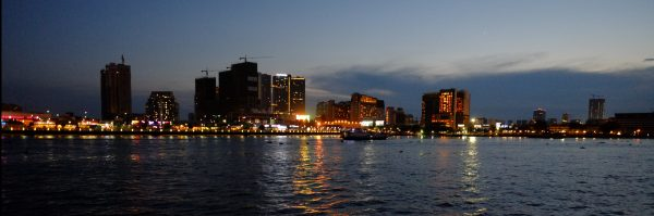 Phnom Penh la nuit