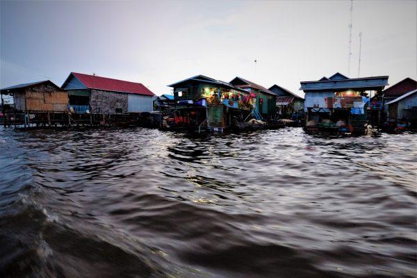 Un lac incontournable dans l'ouest du Cambodge