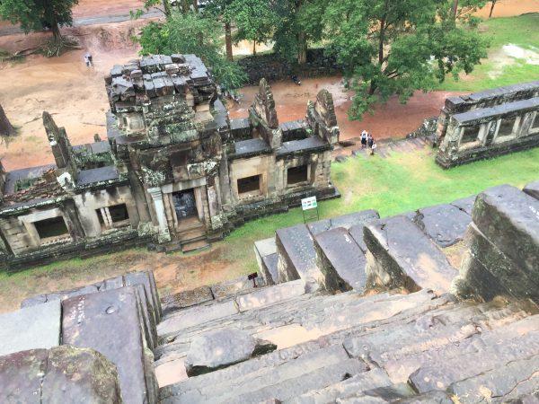 Que faire à Siem Reap? visiter la cité d'Angkor