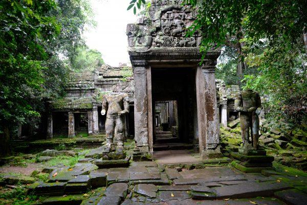 Visiter le Temple de Preah Khan une priorité