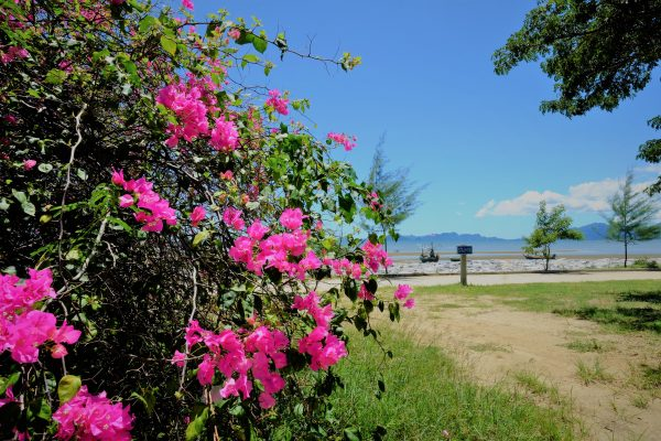 Une jolie plage non loin de Hua Hin