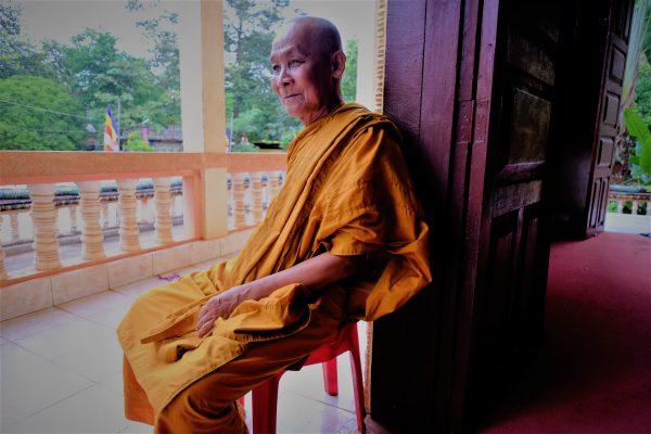 Un moment fort à Siem Reap une rencontre et la visite d'un temple