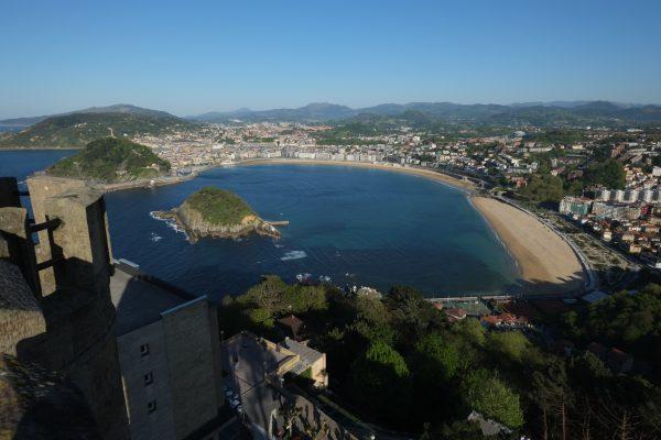 Une vue aérienne sur l'une des meilleures villes du monde