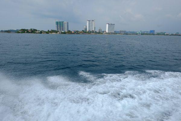 Sihanoukville prévue pour devenir à terme une sorte de Macao 2