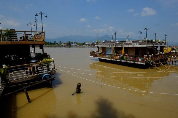 Kampot un petit air de bout du monde et un rythme de vie tranquille