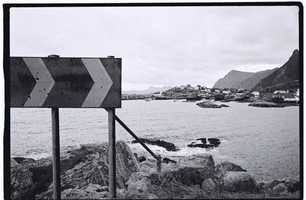 Les Lofoten et la Norvège en noir et blanc