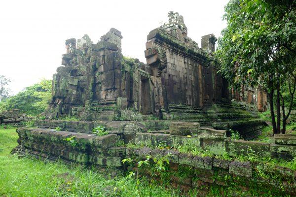 Ta Keo, les temples d'Angkor, au Cambodge