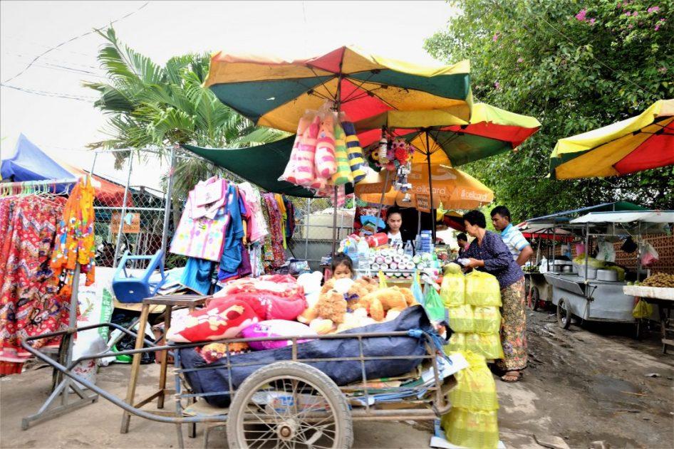 Siem Reap, une ville du nord ouest du Cambodge