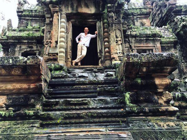 Visiter Angkor c'est en prendre pleins les yeux