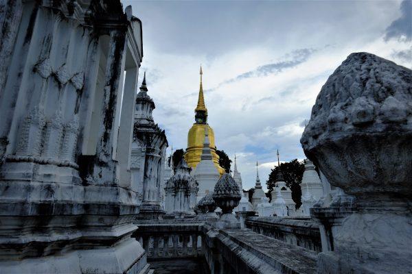 Wat Suan Dok un temple incontournable à Chiang Mai