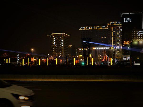 Xian la nuit