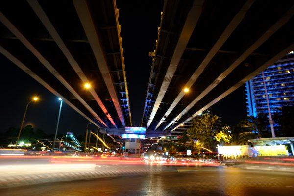 Balade nocturne à Bangkok