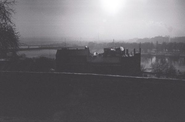 Belgrade en hiver