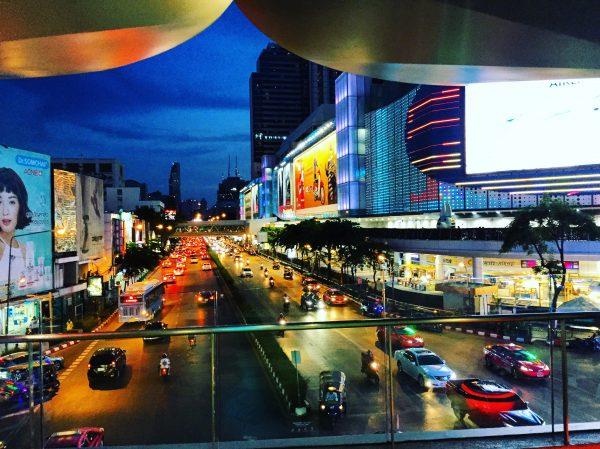 L'une des photos les plus hallucinantes de Bangkok