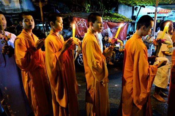 Bangkok et le bouddhisme