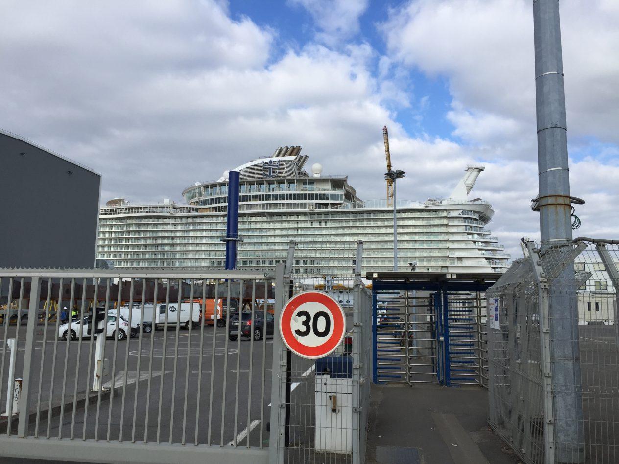 Harmony of the Seas le plus grand navire de croisière du monde