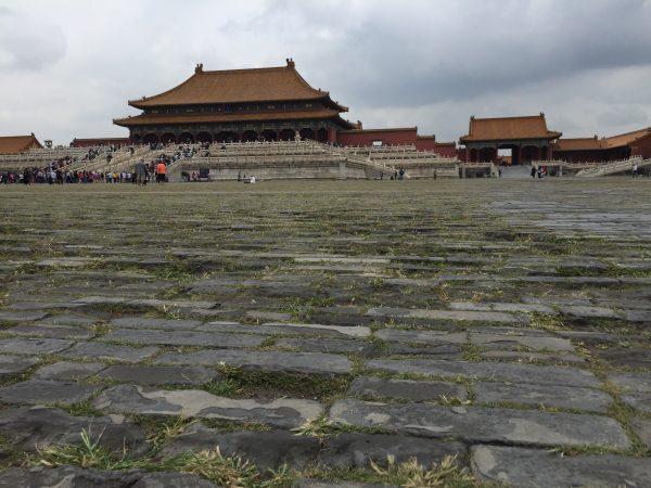 La cité interdite, lieu de résidence des Empereurs des Dynasties Qing et Ming