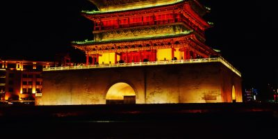 Une chose incontournable à faire à Xian, la tour de la Cloche