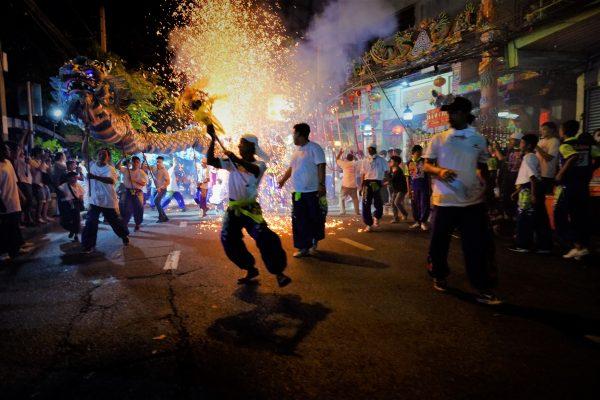 L'une des scènes les plus hallucinantes de Bangkok