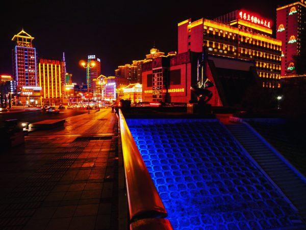 Yanji une ville enivrante la nuit