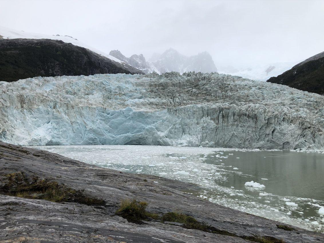 Les glaciers dans le monde