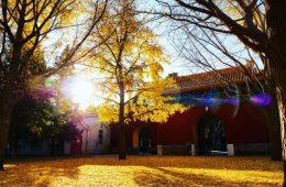 Zongshan en automne est un lieu magique