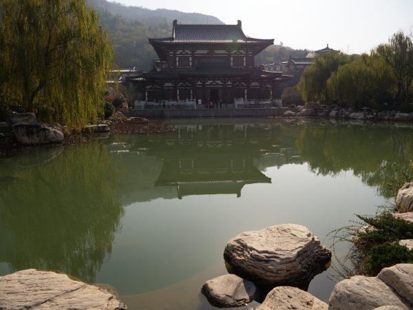 Montagne Li, l'une des 10 choses à faire à Xian
