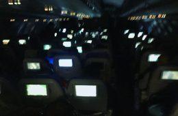 Les choses à faire en avion lors d'un vol de nuit
