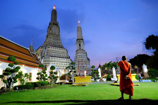Wat Arun et le temple de l'Aube