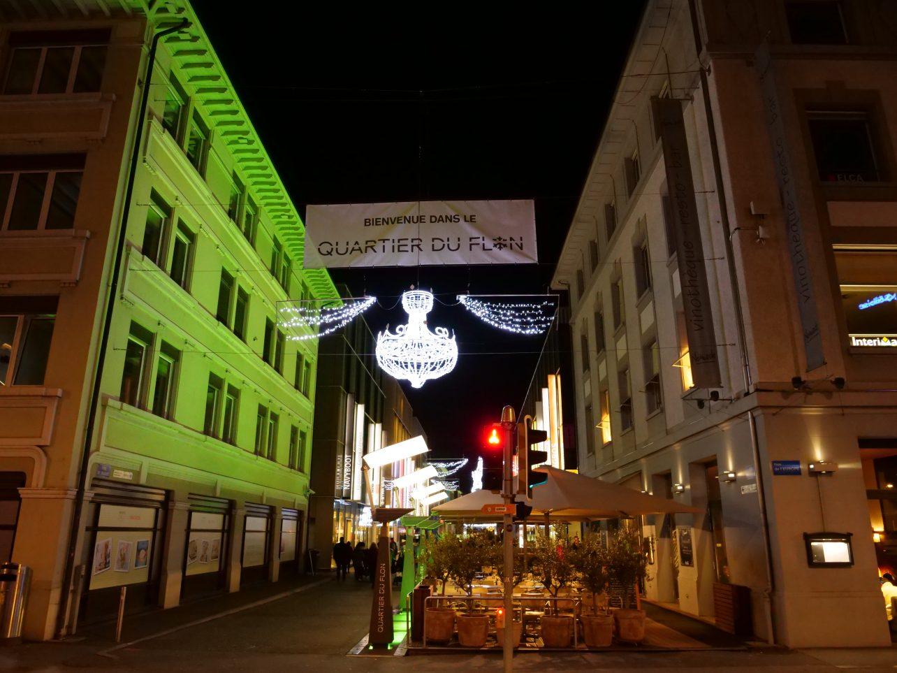 Lausanne l'une des plus belles villes de Suisse