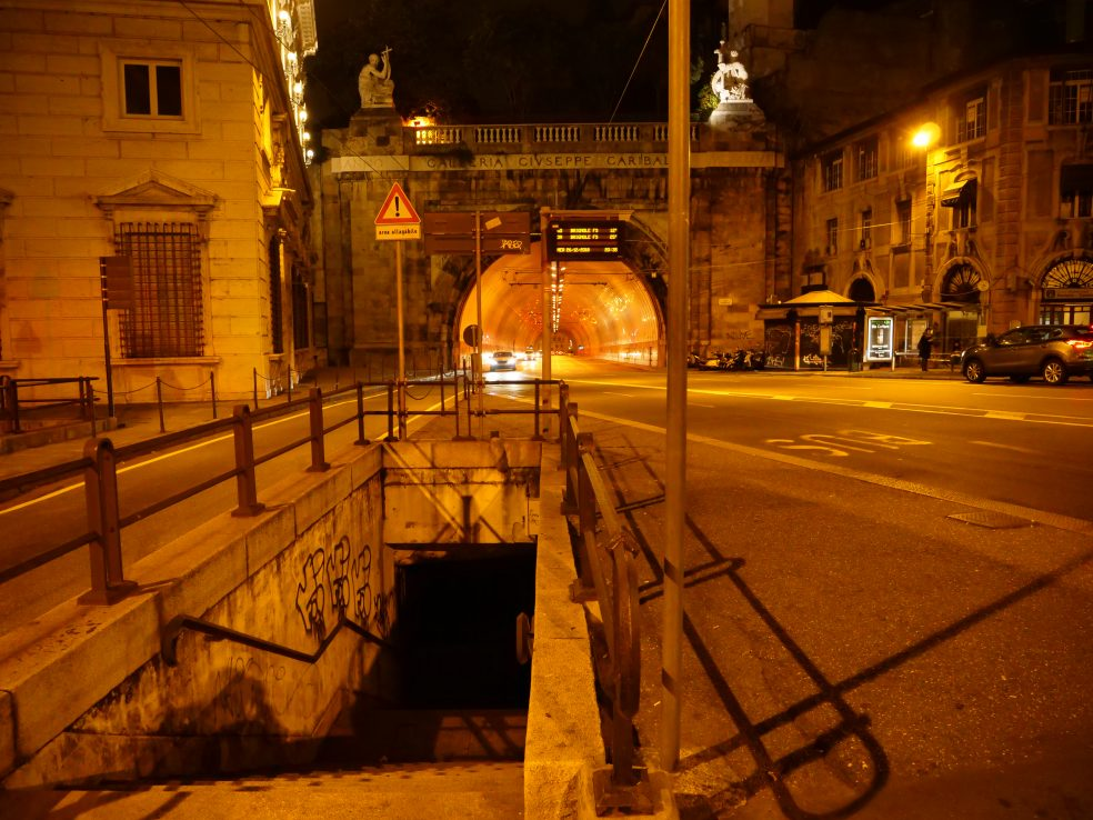Gênes une ville intrigante
