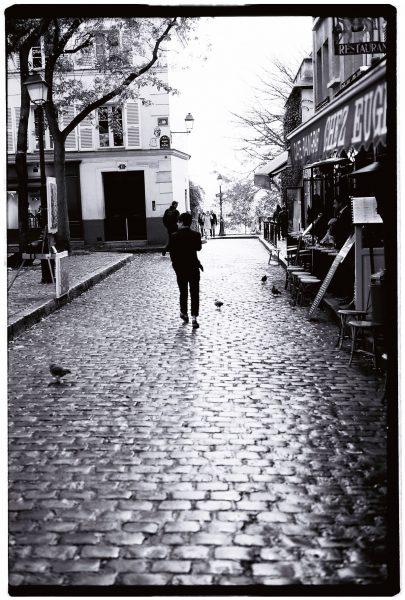 Montmartre et la place du Tertre