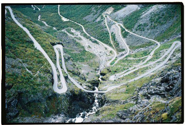 Trollstigen, l'un des plus belles routes de Norvège