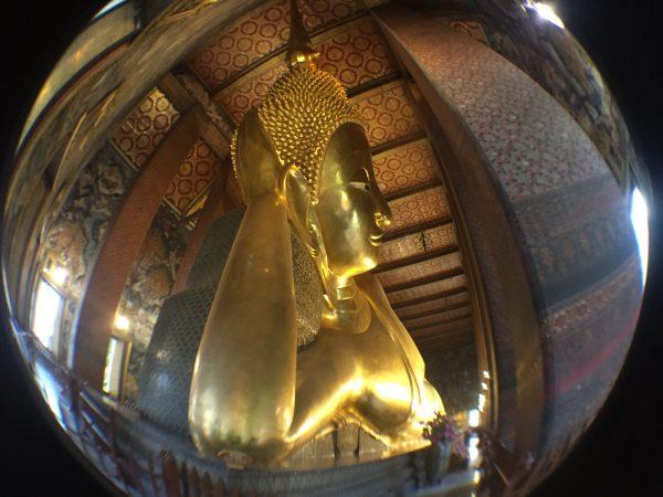Wat Pho l'un des plus beaux temples de Bangkok
