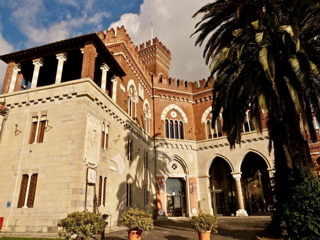 Le château de Gênes