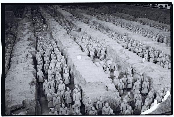 Le hall principal à Xian