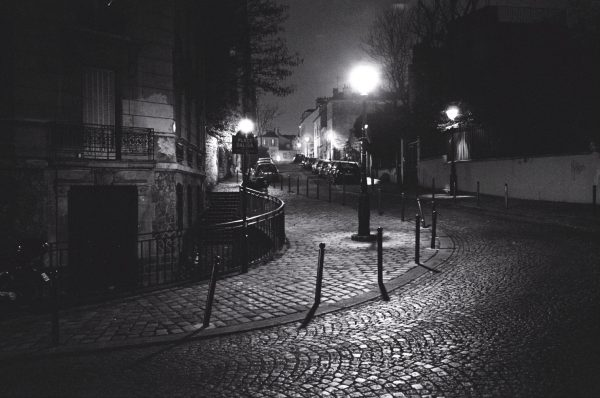 Escale à Paris, le temps d'une nuit