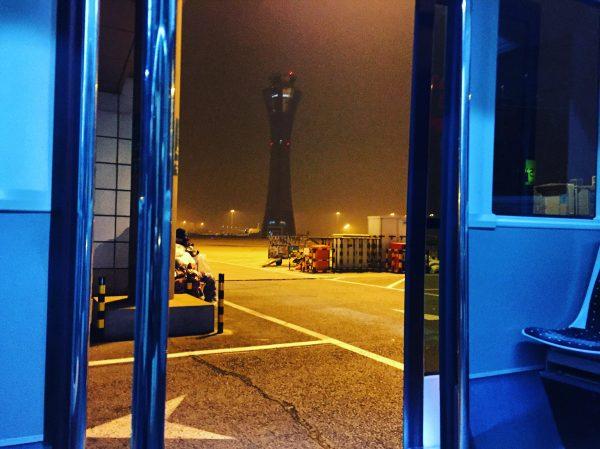 L'aéroport de Pékin est l'un des plus grands aéroports du monde